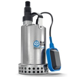 Potopna pumpa za čistu vodu ARUP 750XC